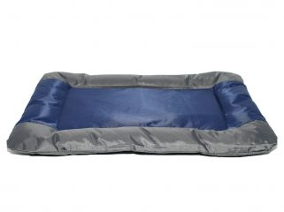 tappetino waterproof per animali sogni e capricci pets blu