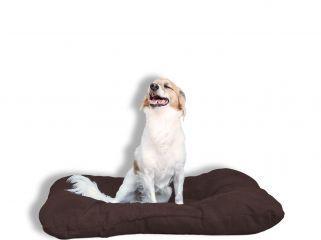 cuscino smarty per animali sogni e capricci pets marrone