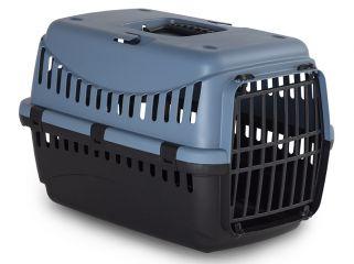 trasportino ecologico per animali eco pets blue
