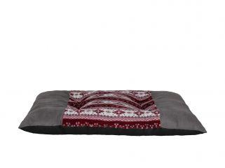 cuscino snow per animali sogni e capricci pets Rosso